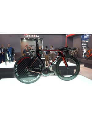 De Rosa's new Formula King TT/tri bike