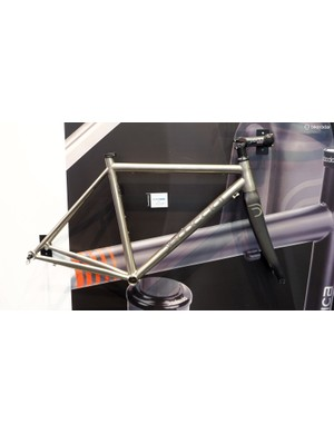 Dedacciai Strada not only welds the K-19 Titanium frame in its Italian factory but the tubes are drawn in Italy, too