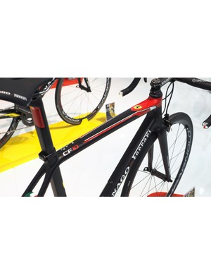 The new Colnago CF10 looks like a V-1r because it is a V-1r underneath the limited-edition paint