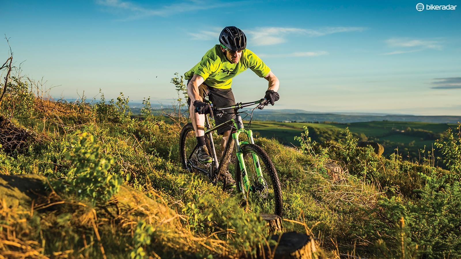 The Reaction GTC frame could definitely build a really fun, dynamic and quick bike…