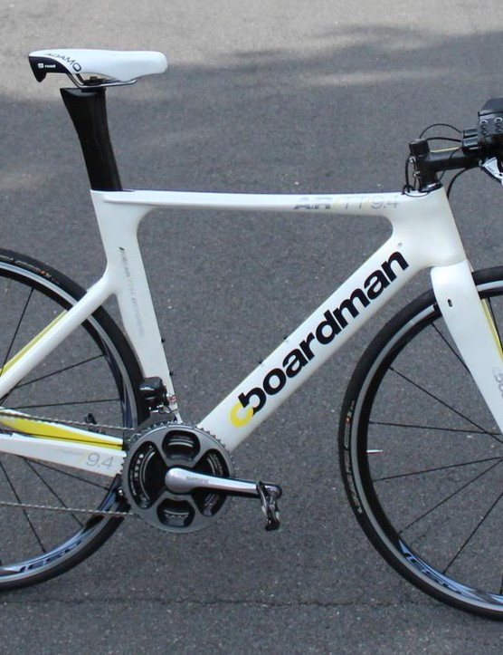 The Boardman AiR TT 9.4 Di2