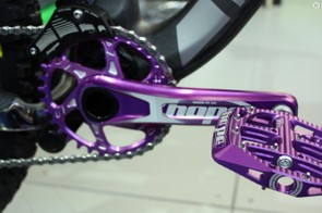 Hope's cranks have been popping up in various forms at most trade events for more than five years already