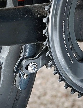 Shimano's latest direct-mount brakes