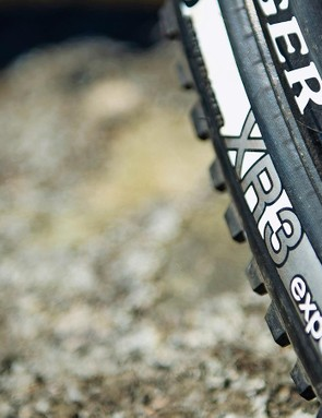 Bontrager wheels and rubber complete the package