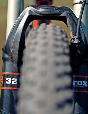 The 2015 model year Fox 32 fork is much improved