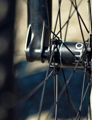 Bontrager finishing gear does well