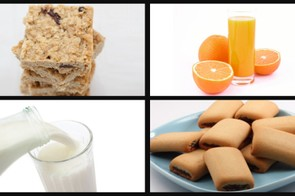 Store cupboard sports fuel can be cheap, tasty and easy to make