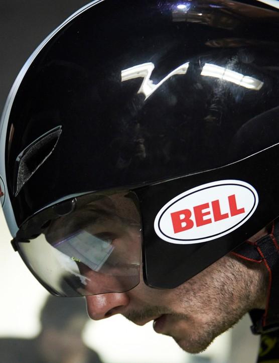 Bell Javelin aero helmet