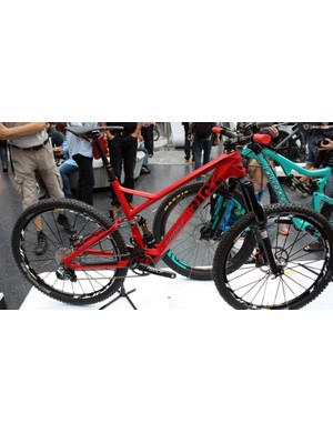 Ghost's new Riot LT is one for the enduro heads