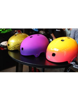 Bell hasn't been afraid to add some colour to its 2015 range of skate lids