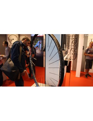 Remember Aaron Gwin's tyre-less run this year at Leogang? DT were proudly showing off the surviving rim