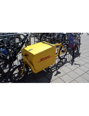 DHL should really use these in the UK!