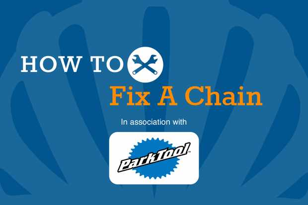 How to mend a chain
