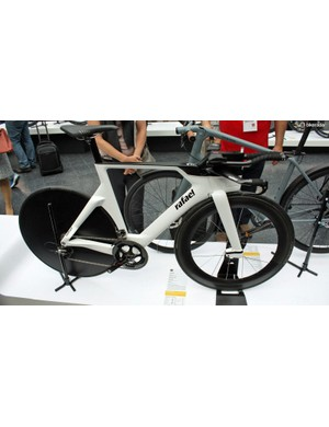 Rafael's R-023 concept bike won gold at the Eurobike awards this year