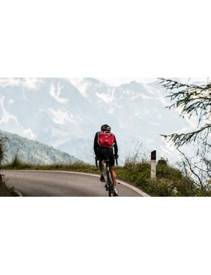 It might have been tough, but there were few more stunning sights than from the narrow roads of the Gavia
