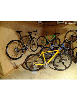 For those who want to suffer this winter, there's the Jake lineup of cyclocross bikes