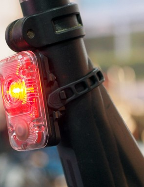 Lupine is getting into the rear light game with the new Rotlicht, which supposedly churns out up to 160 lumens to help make sure approaching drivers can see you