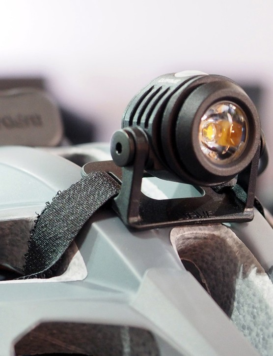 Lupine bumps up its tiny Neo headlamp to 700 lumens of output via a single LED emitter. The lighthead alone weighs just 50g while the complete system is a feathery 175g. Retail price is Û180