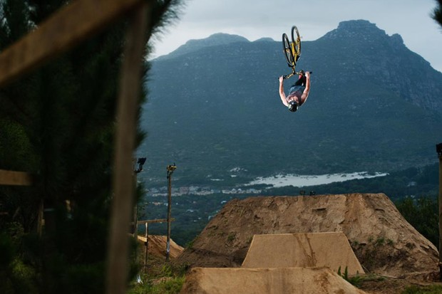 Dirt jumping is returning to the UK at the end of September