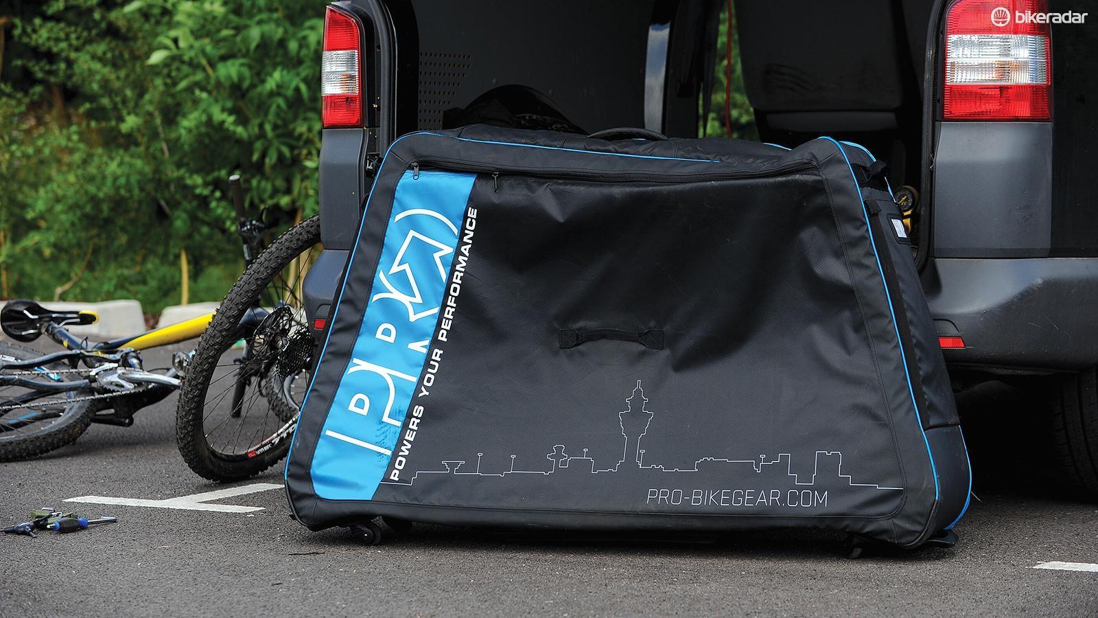 PRO Mega bike bag