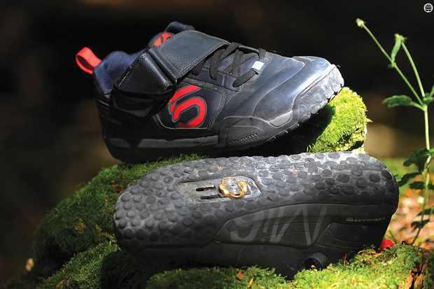 Five Ten Impact VXi Clipless shoes