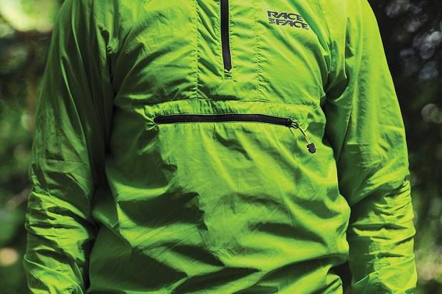 7eb44605b Race Face Nano Pullover jacket - BikeRadar