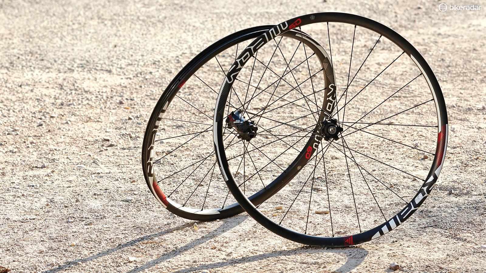 SRAM ROAM 60 650b wheelset