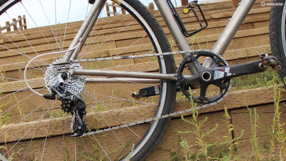 Does SRAM CX1 work with 10-speed shifters? - BikeRadar