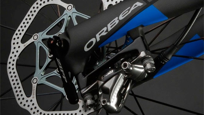 Orbea is recalling all Avant bikes with disc brakes