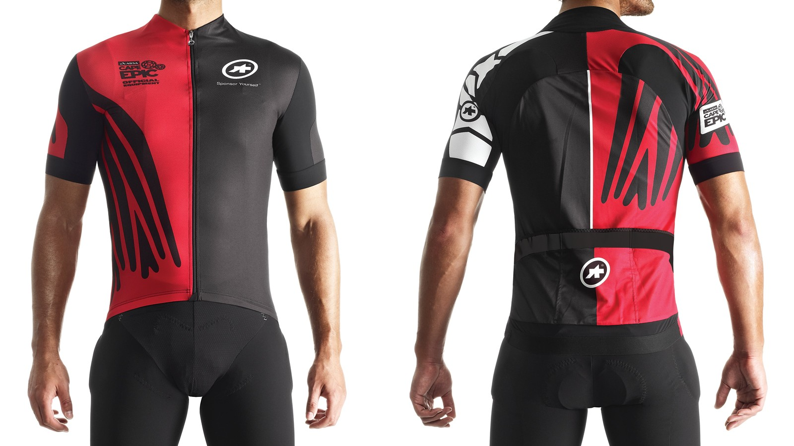 The Assos SS.Cape_EpicXCJersey_Evo7 is slightly less complicated and slightly less expensive