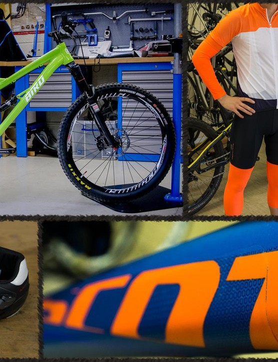 This week's round up of the best road and mountain bike gear