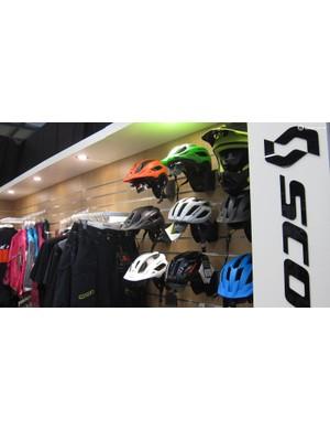 Scott's helmets for 2015