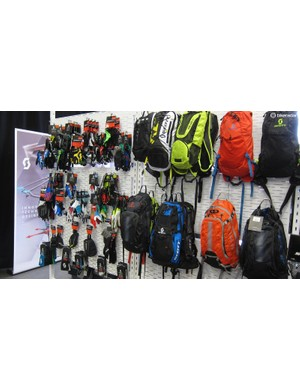 Scott's 2015 selection of packs and gloves