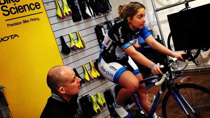 A good bike fit is essential for all riders