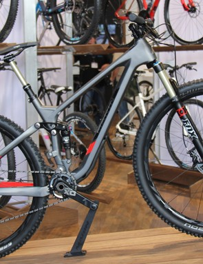 Marin has redesigned the Rift Zone line to be slightly more trail oritented, with 110mm of rear wheel travel paired with a 120mm suspension fork