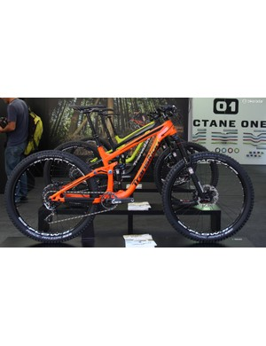The Patrol is Transition's new enduro race bike, developed with input from team racer Lars Sternberg
