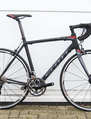 The CR1 remains in Scott's lineup as the entry level carbon model