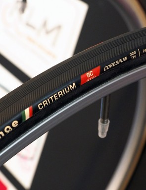 The Challenge Criterium tubular is now offered in both 23mm and 25mm widths