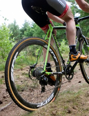 We had various riders testing CX1 in Colorado and in Germany