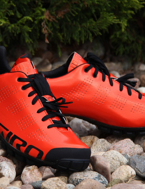 Giro has just released details of its latest lace-up shoe, the Empire VR90