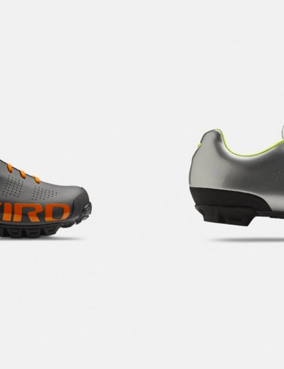 Don't get your hearts set on the limited edition 'Anodized Orange' color. Giro will actually sell the new Empire VR90 in black or silver