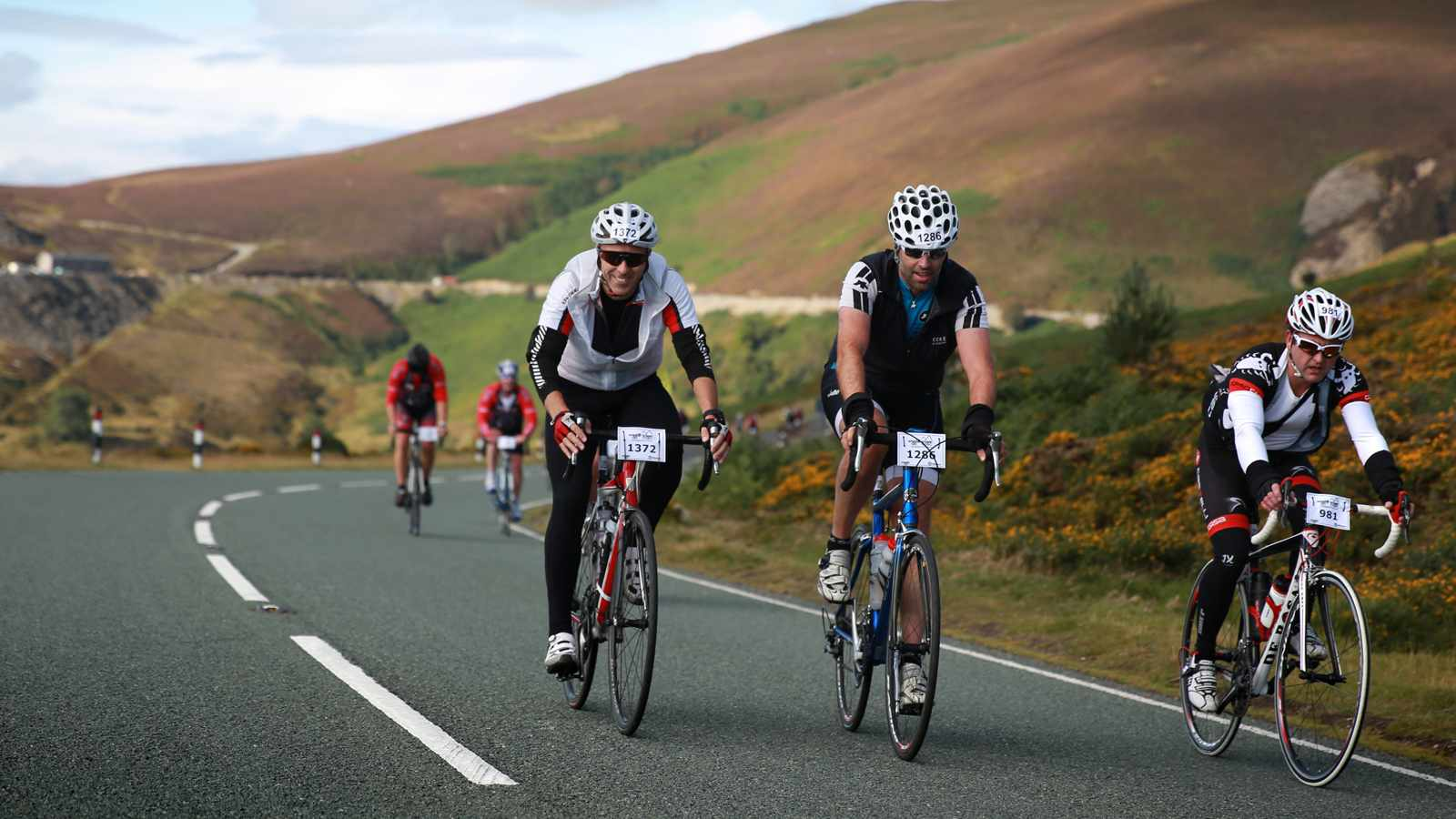 The Etape Cymru is a rare chance to ride a gorgeous route, traffic-free