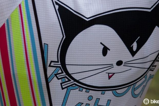 Cat Power from Vanderkitten