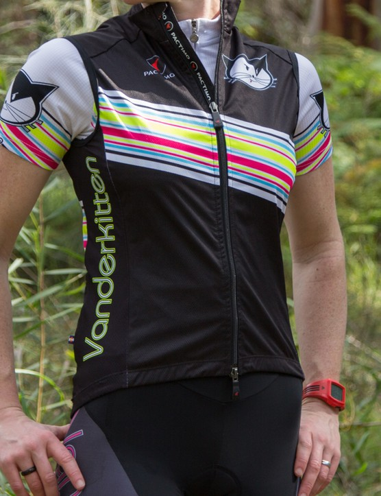 A matching vest makes any kit look 15 times* more pro (*not scientifically proven)