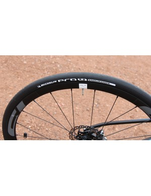 We tested the PRO4 Endurance 28c clinchers on a gravel-road ride