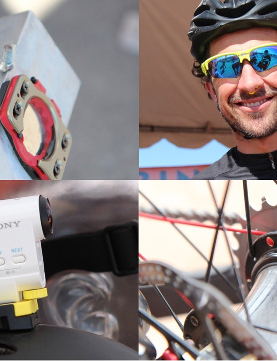 New ideas and variations on old ones cropped up at Interbike's Outdoor Demo. Swipe, click or tap those keyboard arrows for a look through the gallery.