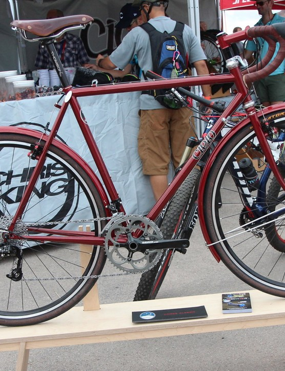 The Cielo Cross Classic from Chris King