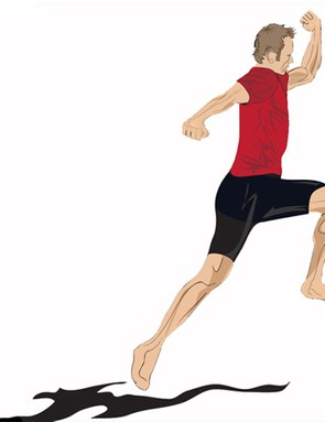 Increase your power with a hop, a skip and a jump