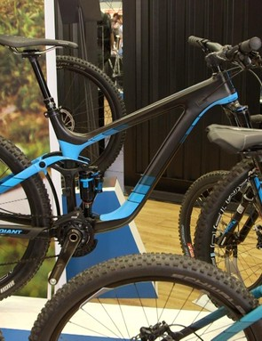 Giant revealed the completely redesigned 2015 Reign Advanced 27.5 0 Team at Eurobike 2014
