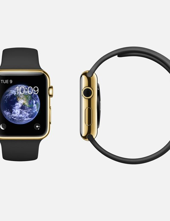 Fancy your electronics encased in gold? The Apple Watch Edition is for you